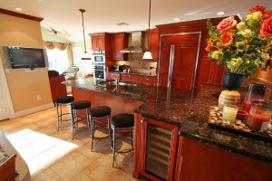 Counter tops granite