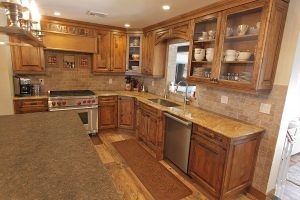 Granite counters for kitchen Wilmington NC